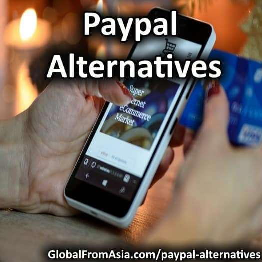 Paypal Alternatives Guide
