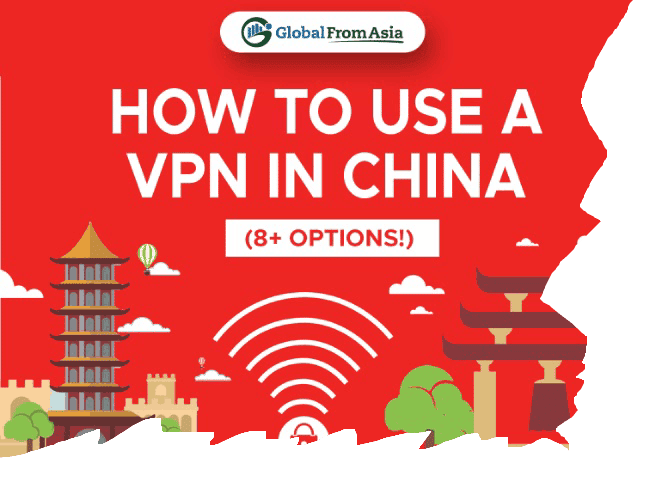 VPN in China Infographic